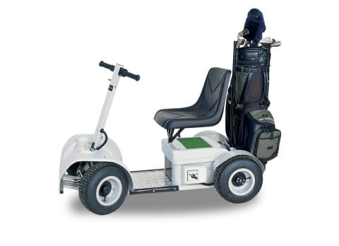 golf buggy - parmaker explorer